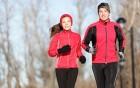Sportbekleidung für kühlere und nassere Tage