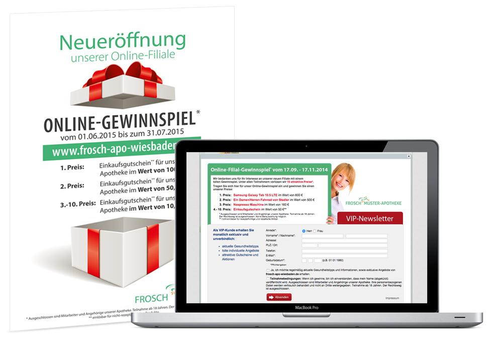 APOZIN Aktivsystem - Online- und Offline-Marketing wirken zusammen ...