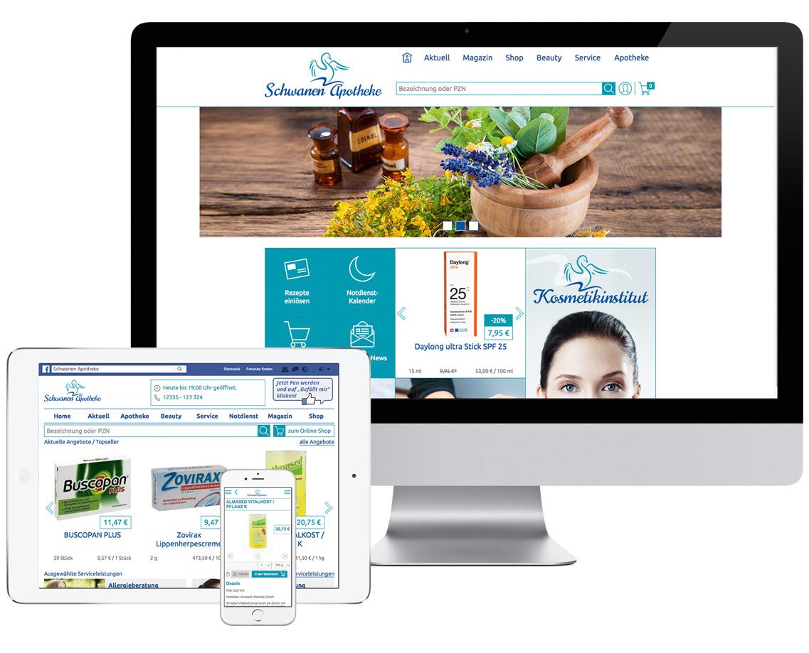 Advanced Online-Filiale: Ausblick mit Weitblick.